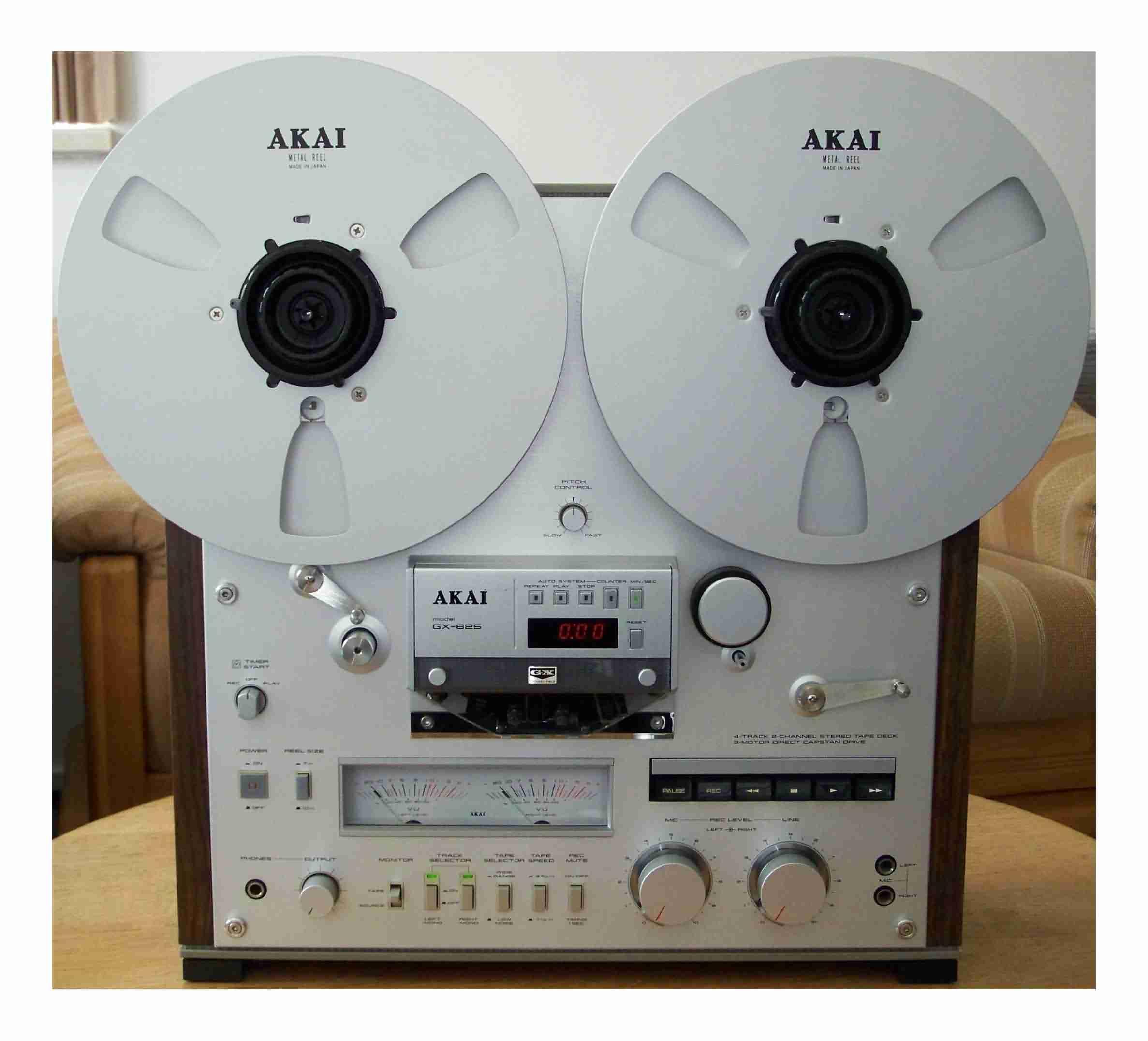 Akai GX-625 620