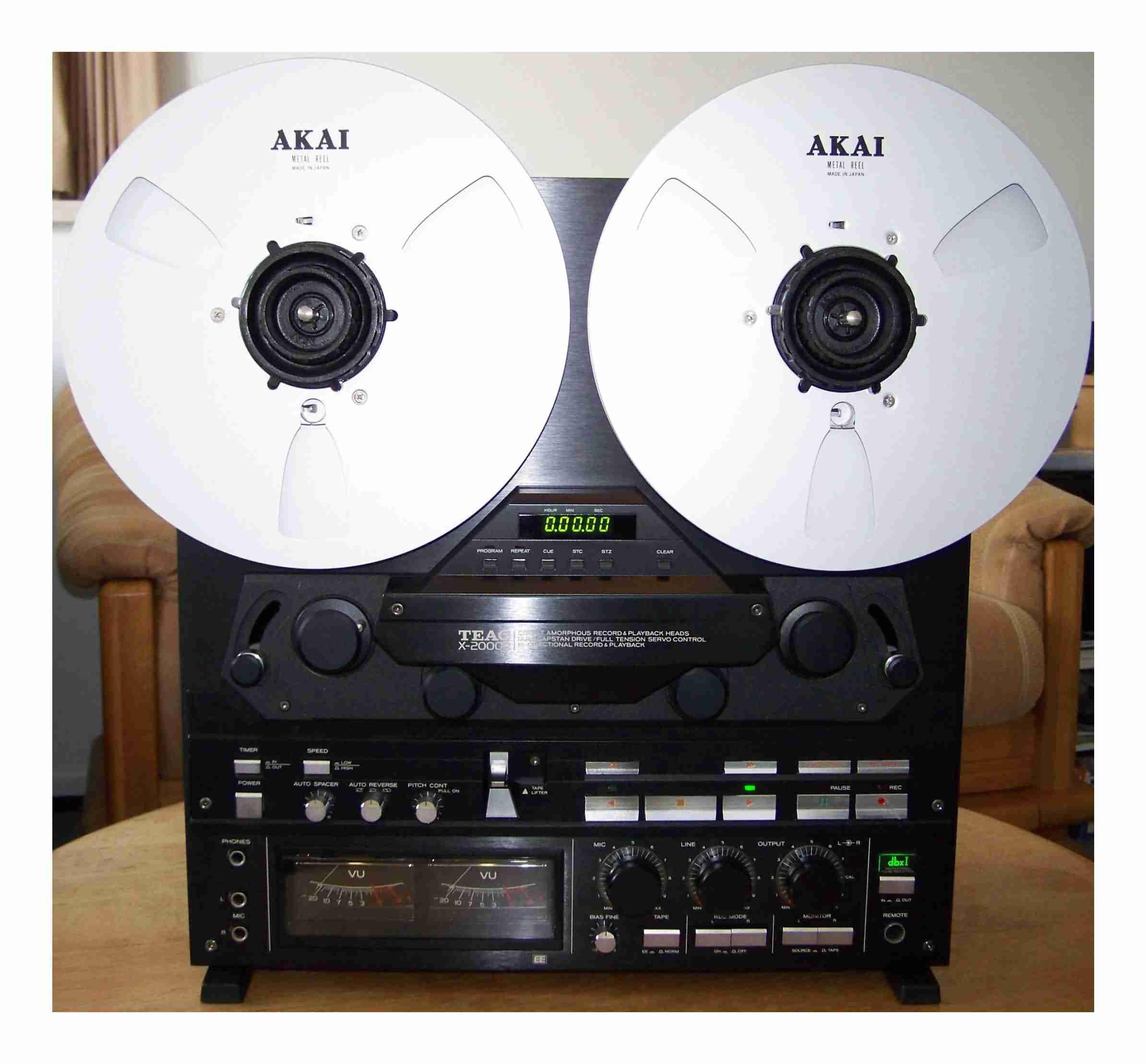 Teac X-2000 3 3R 7 7R 10 10R 300 300R 700 700R 1000 1000M 1000R 2000M 2000R
