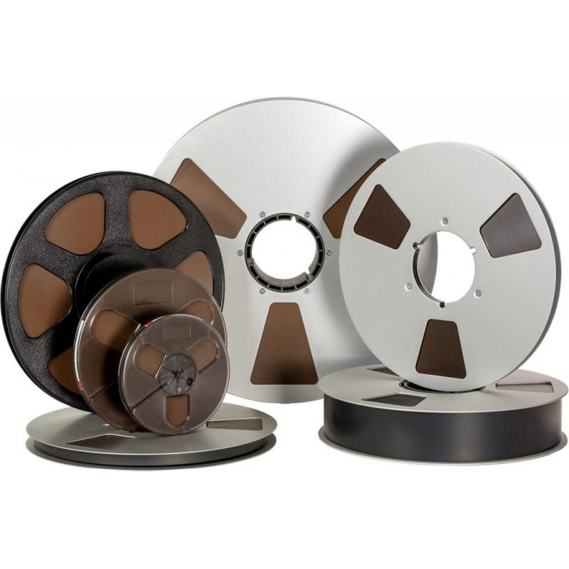 Recording The Masters (PYRAL / RMGI / EMTEC / AGFA / BASF) banden