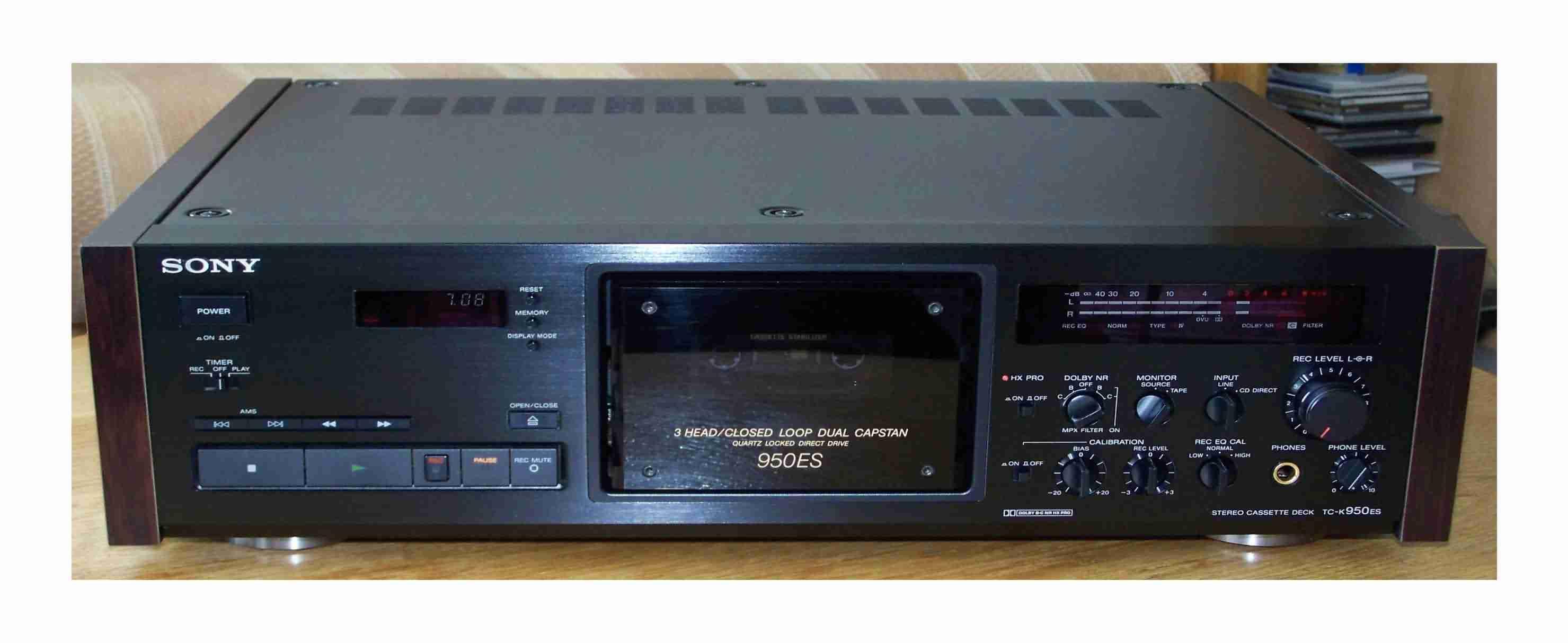 Sony TC-K950ES K750ES K770ES K790ES K970ES K990ES KA6ES
