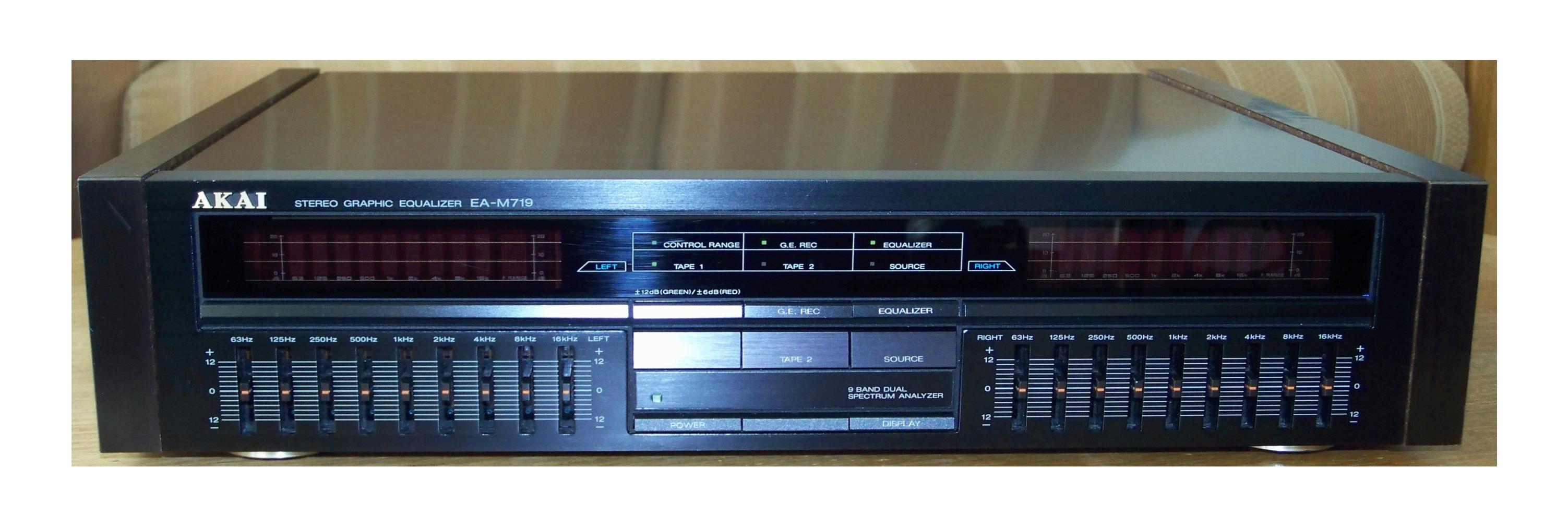 Akai JVC Kenwood Marantz Onkyo Pioneer Technics Yamaha