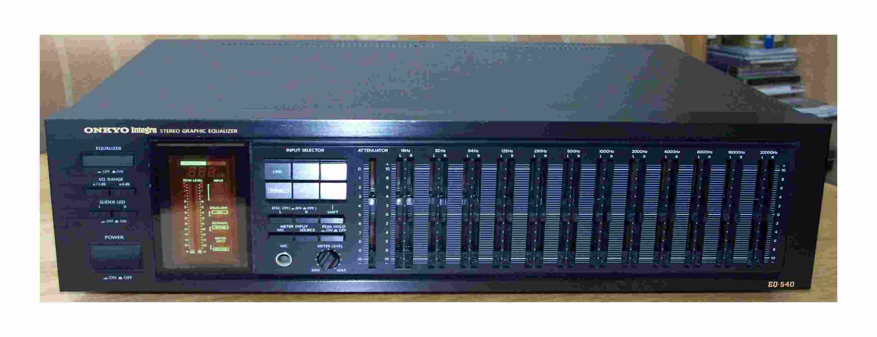 Onkyo EQ-540