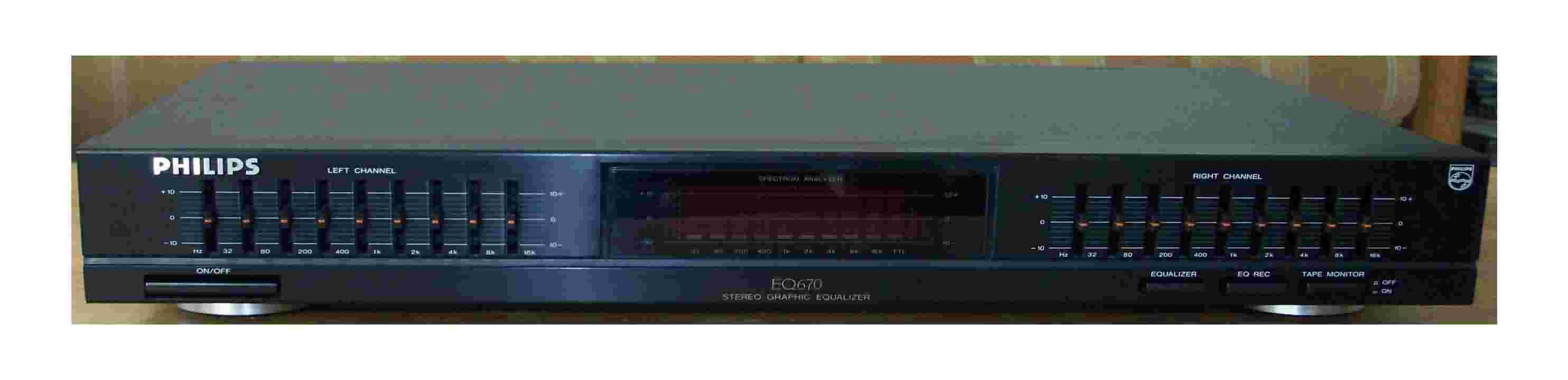 Philips EQ670