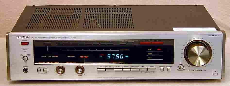 Luxman Receivers Repareren Onderhouden Restaureren En Reviseren Dp Audio Technische Dienst