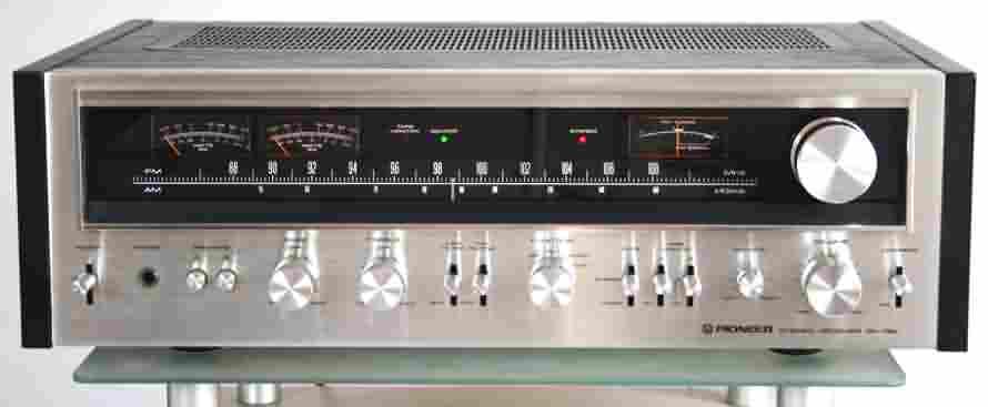 Pioneer Receivers Repareren Onderhouden Restaureren En Reviseren Dp Audio Technische