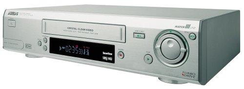 Philips VR Akai DX JVC HR Mitsubishi HS Sony SLV