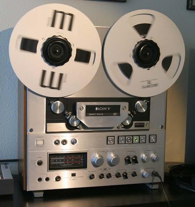 Sony TC-880 850 854