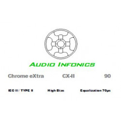 Audio Infonics Chrome eXtra CX-II 90