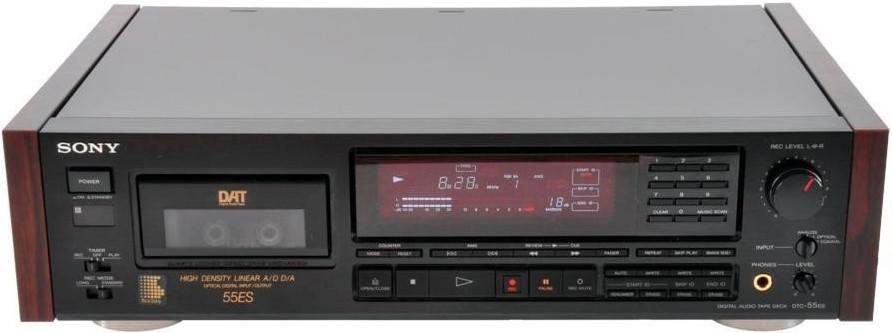 Sony DTC Marantz DD Philips DCC