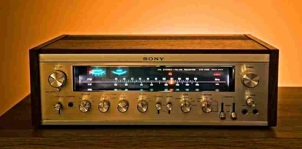 Ongekend Sony receivers repareren, onderhouden, restaureren en reviseren BR-77